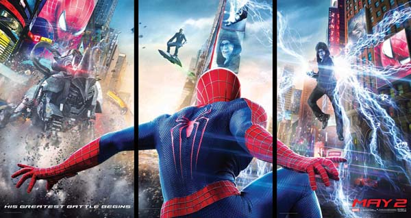 cartel-de-amazing-spiderman-2
