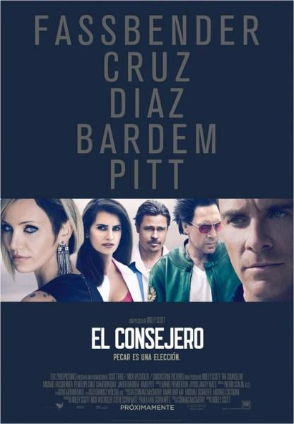 Poster de El Consejero