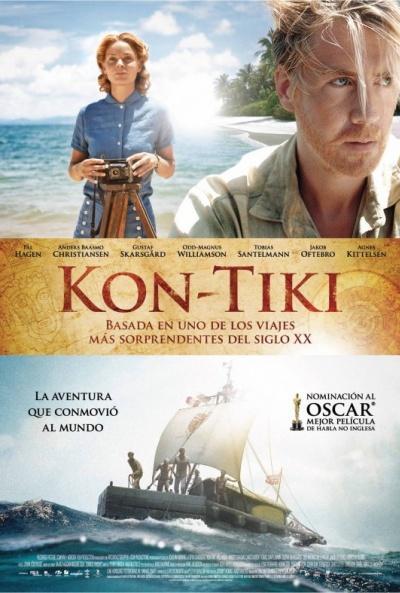 Cartel de Kon-Tiki