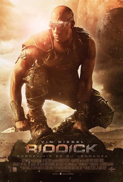 Cartel de Riddick 3