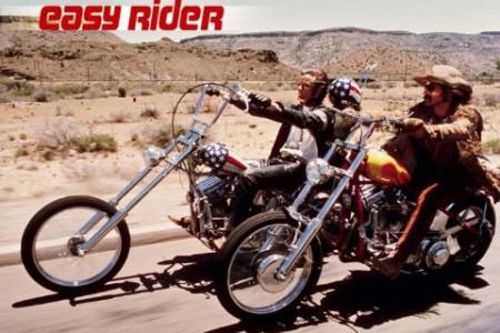 Las cinco mejores motos de cine