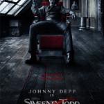 Sweeney Todd: Tim Burton y Johnny Depp de nuevo