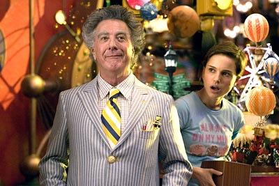 Mr. Magorium y su tienda mágica, película de Navidad