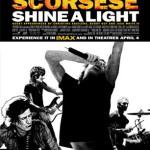 Scorsese… Stones… Shine a Light!