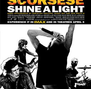 Scorsese… Stones… Shine a Light!