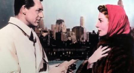 Tu y yo, Cary Grant y Deborah Kerr