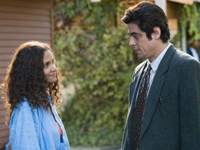 Hale Berry y Benicio del Toro