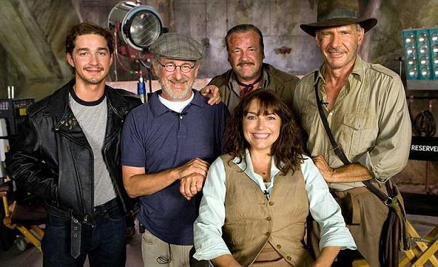 Indiana Jones y la calavera de cristal