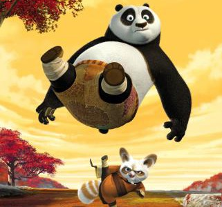 Kung Fu Panda, de Dreamworks
