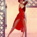 Cyd Charisse, las mejores piernas del cine