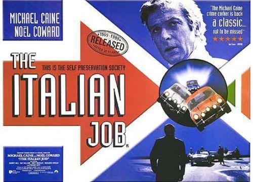 The Italian Job de 1969