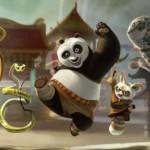 Kung Fu Panda, un héroe muy grande