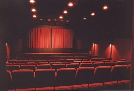 Cine en casa o sala de cine - Sala de cine en casa ...
