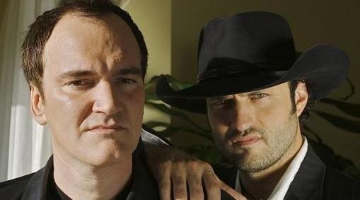 Tarantino y rodriguez