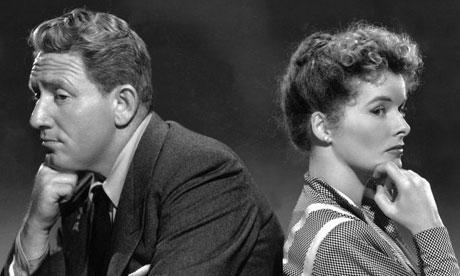 Tracy y Hepburn