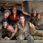 Tropic Thunder, la película de guerra de Ben Stiller