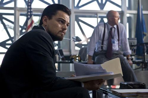 DiCaprio en Red de Mentiras