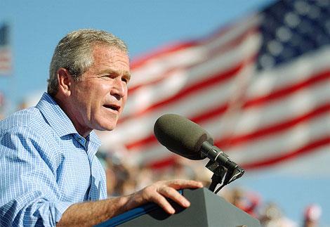 Trailer de la pelãula de Oliver Stone sobre Bush