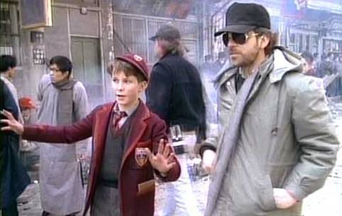 Imperio del Sol, Spielberg y Bale