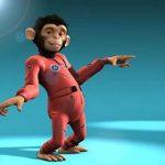 Space Chimps, Mision espacial