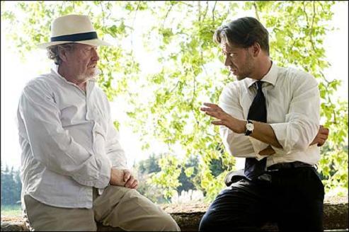 La pareja Russell Crowe - Ridley Scott