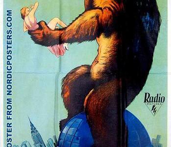 King Kong, una portada clasica