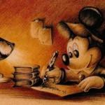 The Mad Doctor, un cartel de Mickey