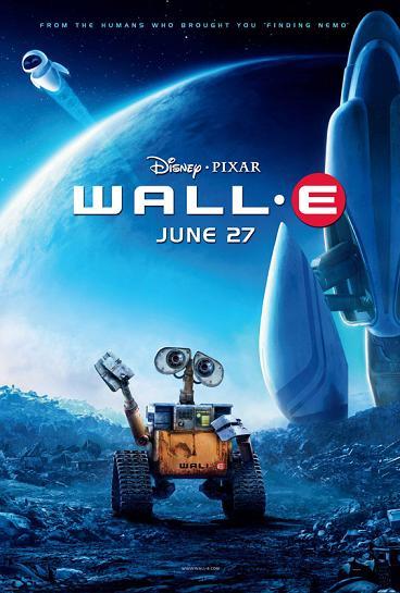 Poster de Wall-E