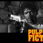 Pulp Fiction, una portada de cine negro