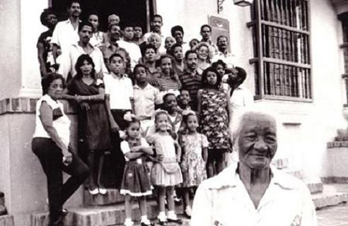 Reyita, documental sobre la vida de una cubana