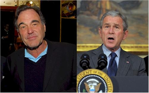 la pelicula de Oliver Stone sobre Bush