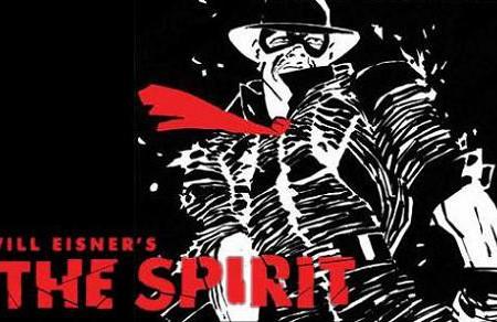 The Spirit, dirigida por Frank Miller