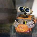 Wall-E, amor galactico