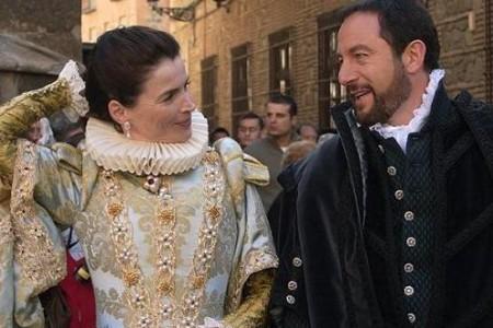 La conjura del Escorial, cine histórico