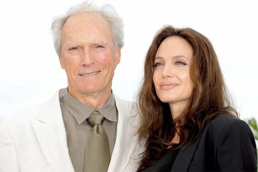 Eastwood y Jolie