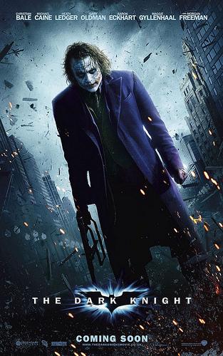 Joker en Caballero Oscuro