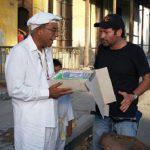 El cuerno de la abundancia, comedia a la cubana