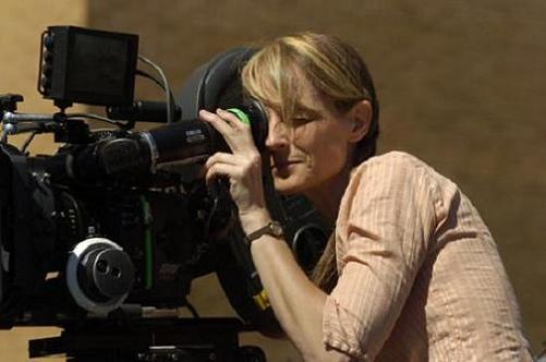 Helen Hunt como directora