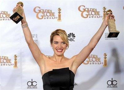 Globos de Oro 2009 Kate Winslet