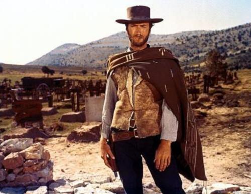 Clint Eastwood en el Oeste