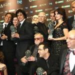 Entrega de los premios Goya 2009