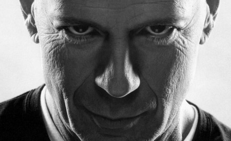 Surrogates, otro comic, con Bruce Willis