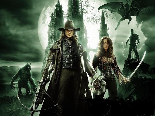 Hugh Jackman en Van Helsing