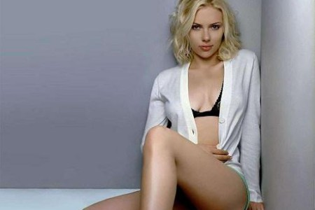 Scarlett Johansson luchará en The Amazon Warrior