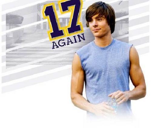 17 otra vez, la nueva pel�cula de Zac Efron