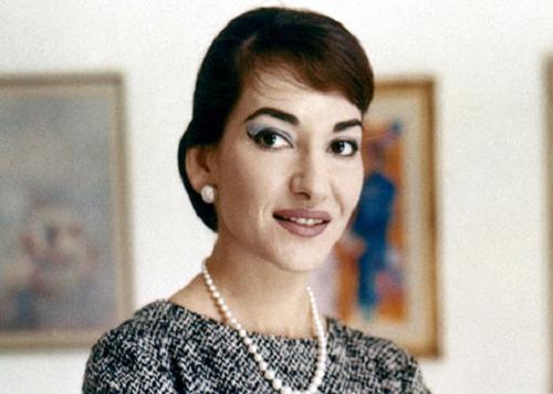 Mar�a Callas