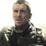 Terminator Salvation, con Christian Bale
