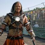 Primera imagen de Mickey Rourke en Iron Man 2