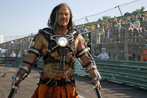Mickey Rourke en Iron Man 2
