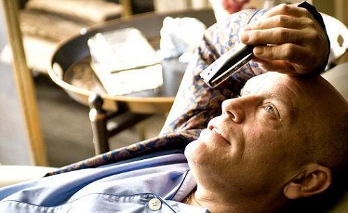 Quemar después de leer con John Malkovich